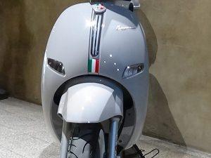 Arora Cappucino 50 cc Gri