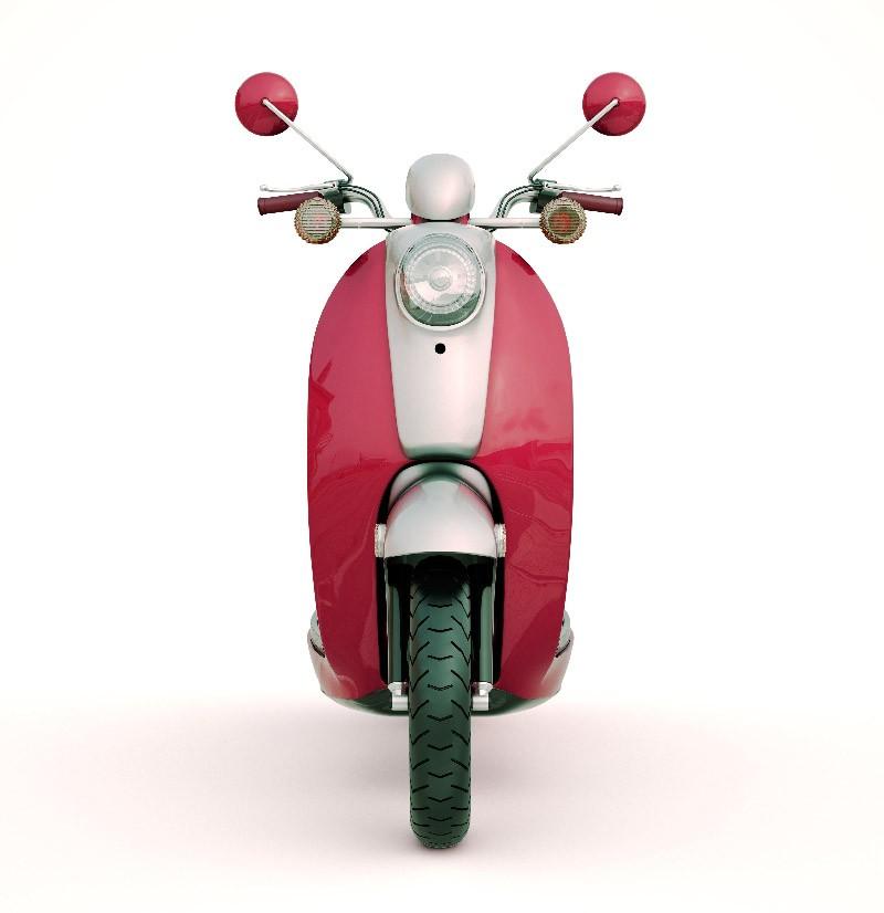 2. el motosiklet