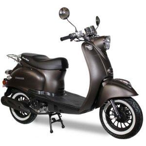 Motolux Efsane Füme 50 cc