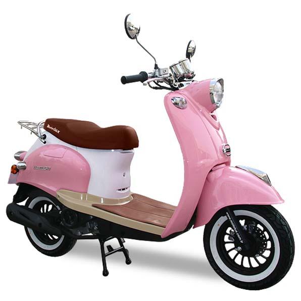Motolux Efsane Pembe 50 cc