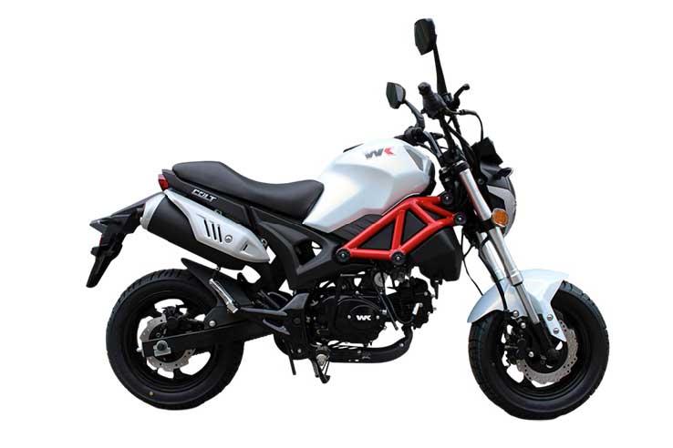 50 cc Motor Hacmine Sahip 100 Harika Motosiklet