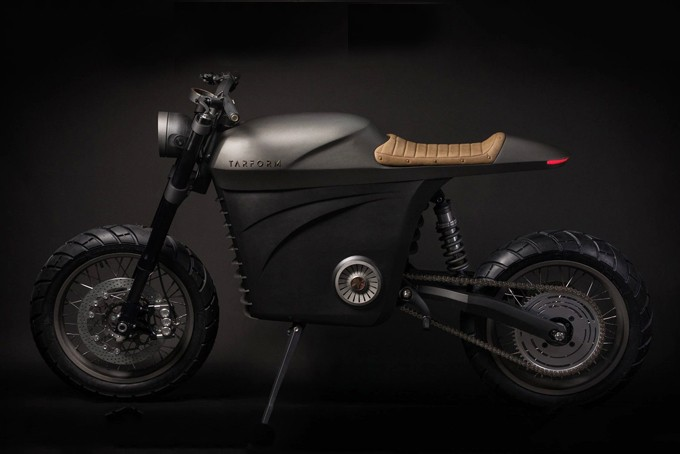 tarform elektrikli motosiklet