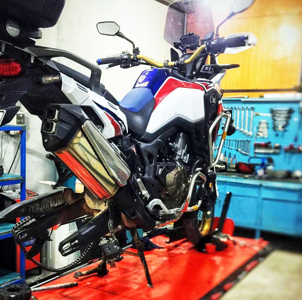 bursa motosiklet servisi