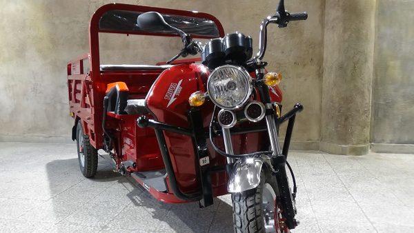 Kasalı Moped KR13-L TRUVA-6 7000