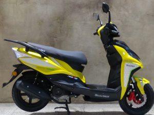 Motolux Rossi RS Sarı
