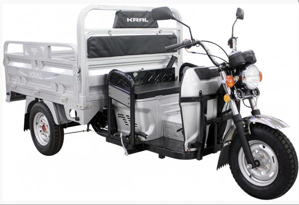 Kral Motor BİEN 150 Benzinli Moped ( Geri Vites Mevcut )