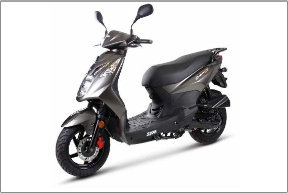 sym orbit 50 cc
