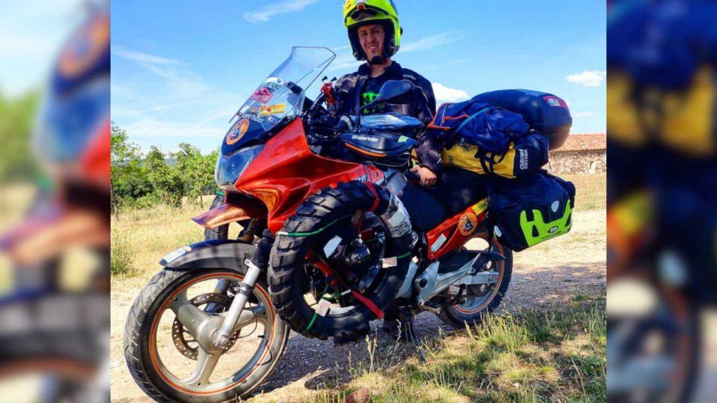 rally motosiklet